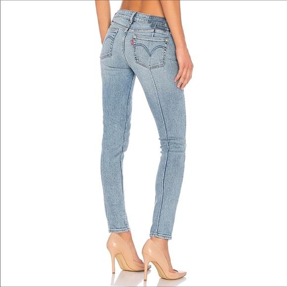 Levi's Denim - Anthropologie x Levi's Altered 711 Skinny Jean 🦋